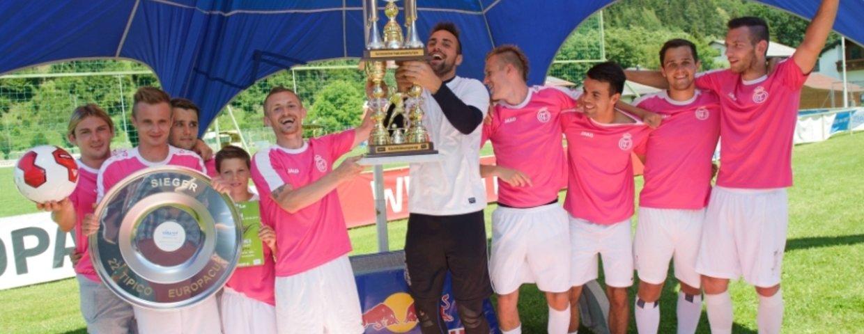 Sieger des TIPICO Europacup 2015