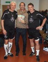 18. Internationale Fussballchallenge mit Toni Polster und Andi Herzog