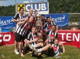 Europacupsieger 2013: Friuli Team