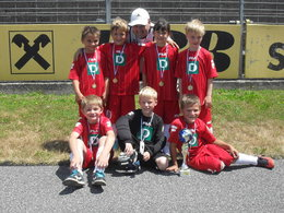 Juniorcup-Sieger (U8) aus Bayern!