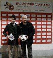 """""""Europacup on Tour"""" beim SC Wiener Viktoria!"""
