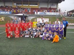 Juniorcup - Sieger (Mädchen): SV Spittal